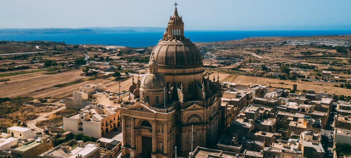 St John kirkko Gozo
