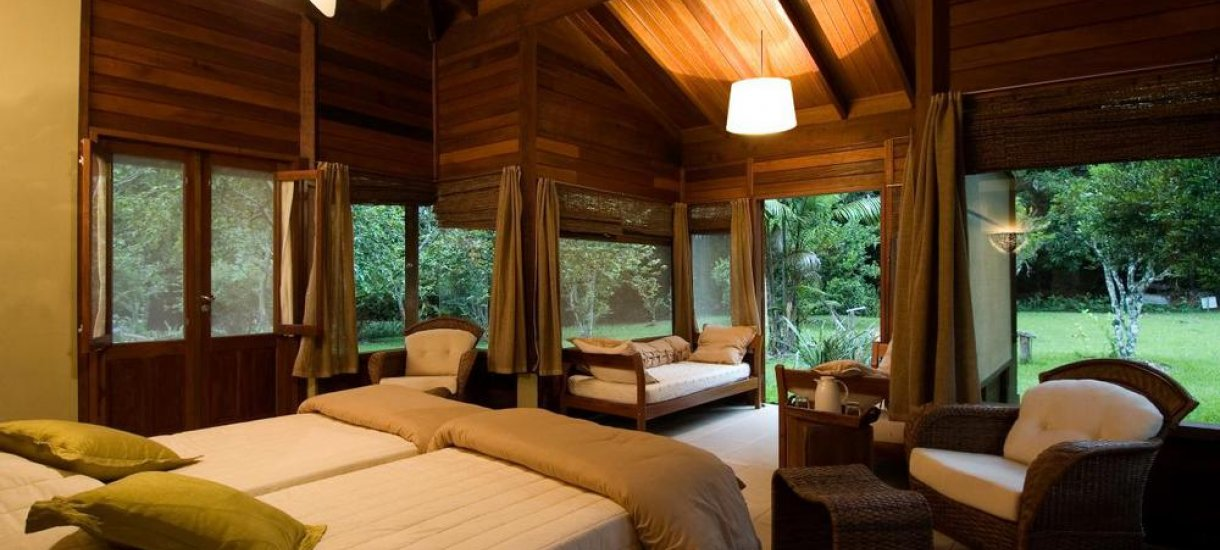 Cristalino Jungle Lodge, Brazil