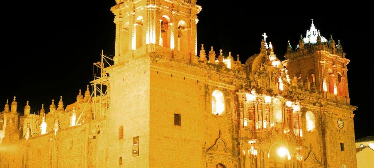 Cuscon katedraali, Peru