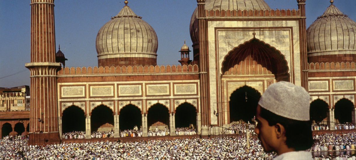 Jama Masjid, Intia