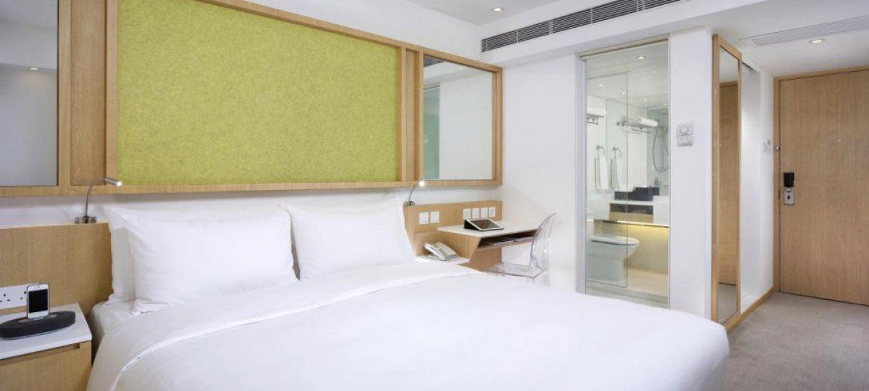 Eaton Hong Kong Deluxe room