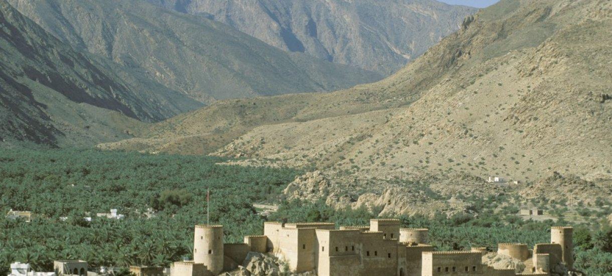 Nakhalin linnoitus