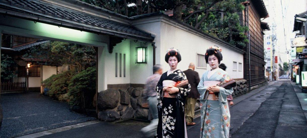 Geikot, Kioto