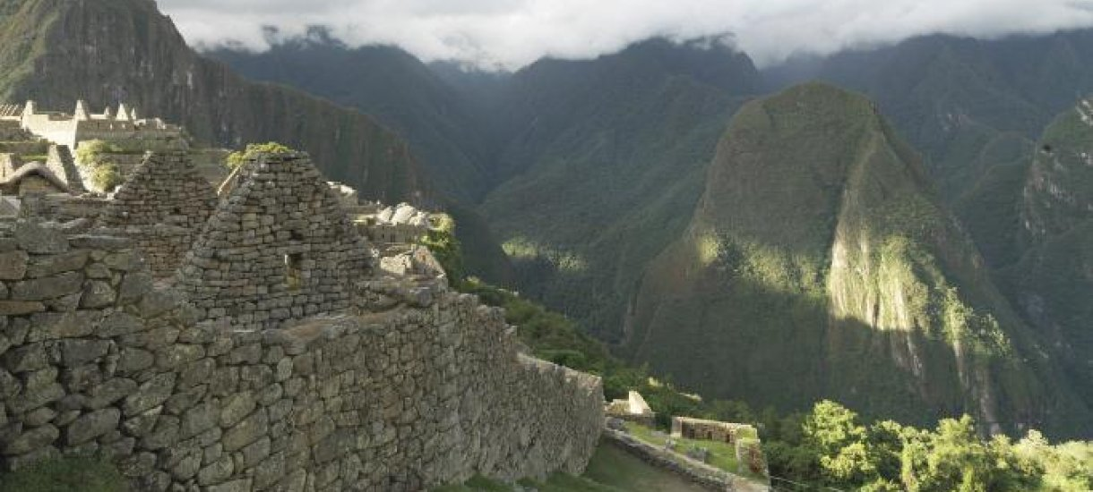 Machu Picchu, Peru, Hiram Bingham