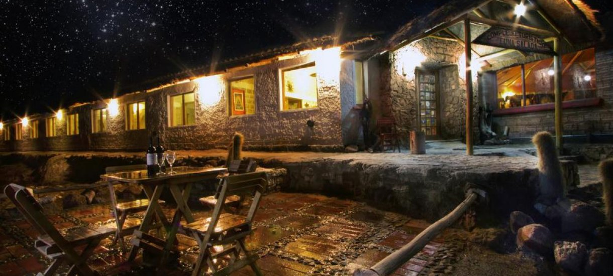 Hotel de Sal Luna Salada, Uyuni, Bolivia