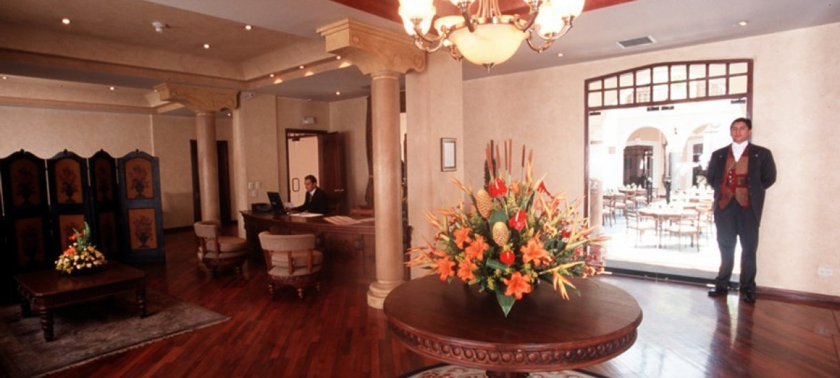 Hotel Patio Andaluz, Quito, Ecuador