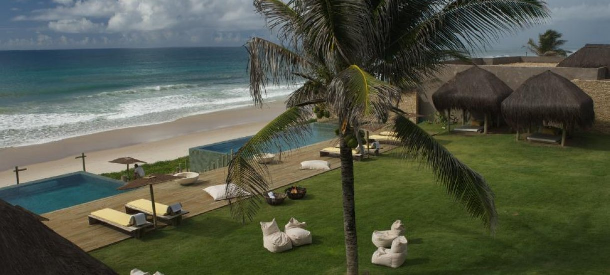 Kenoa Exclusive Beach Spa Resort, Brazil