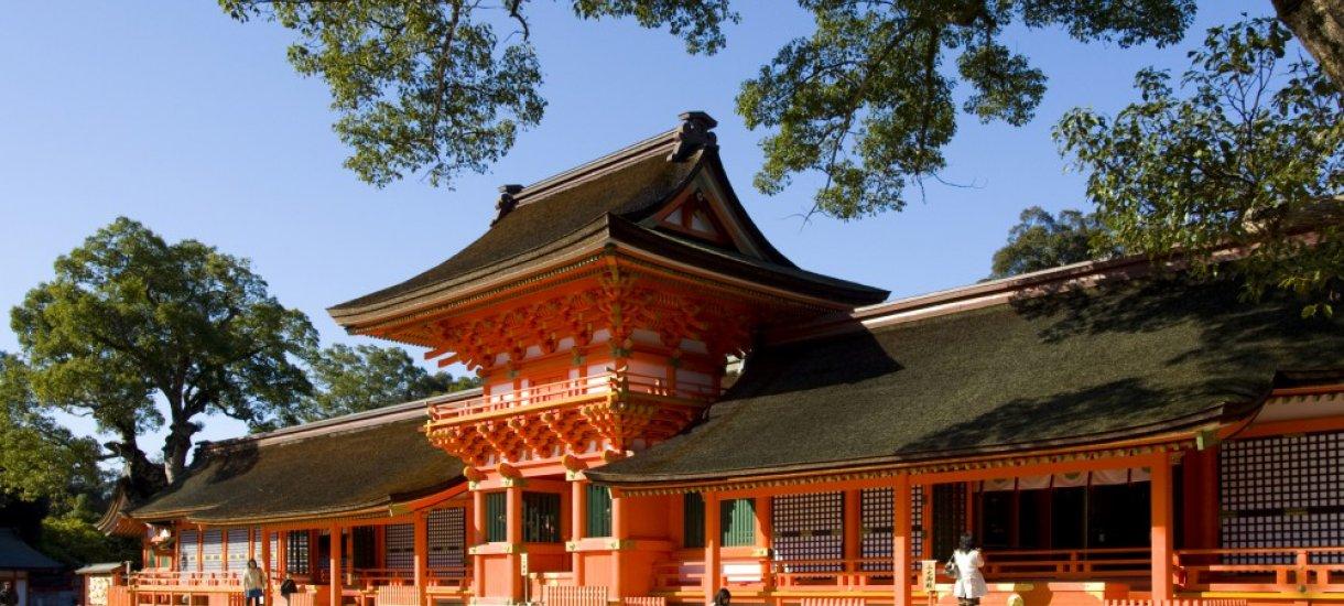 Temppeli, Japani