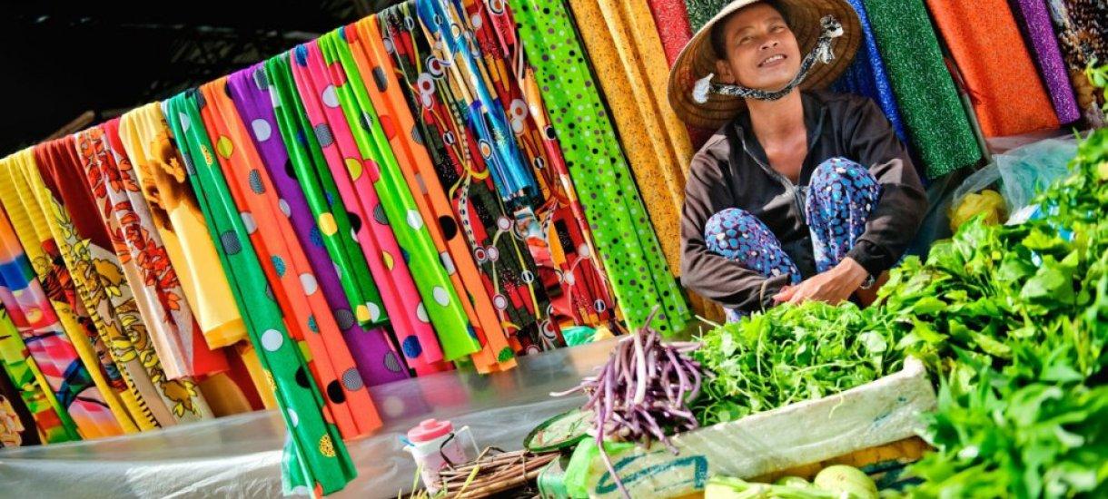 Paikallinen kauppias, Vietnam