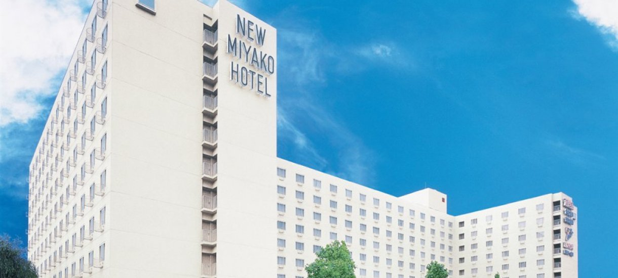 New Miyako Hotel, Kioto