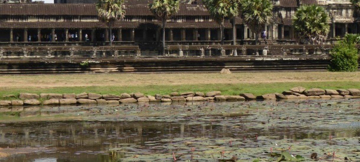 Angkor Wat; Kambodzha; Kambodza