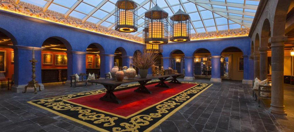 Palacio del Inka a luxury Collection hotel, Cusco, Peru
