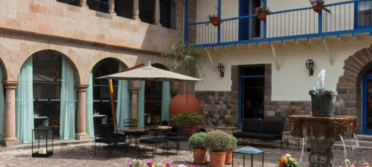 Palacio del Inka a luxury collection hotel, Cusco