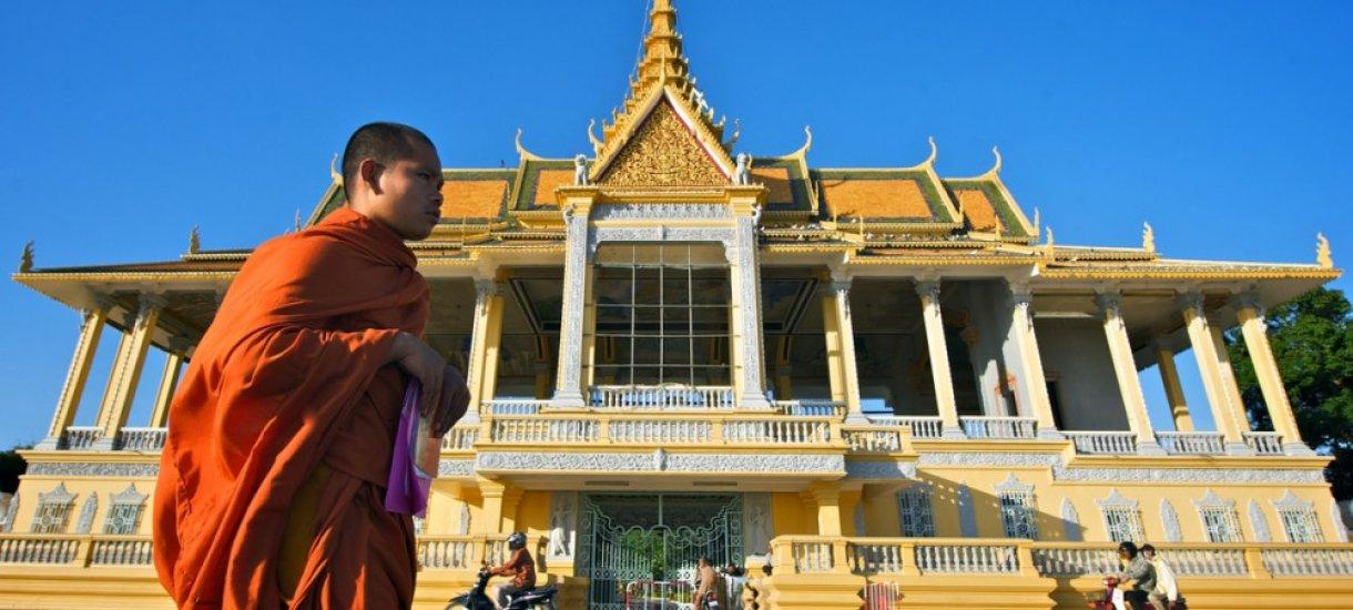 Vietnam, Kambodza