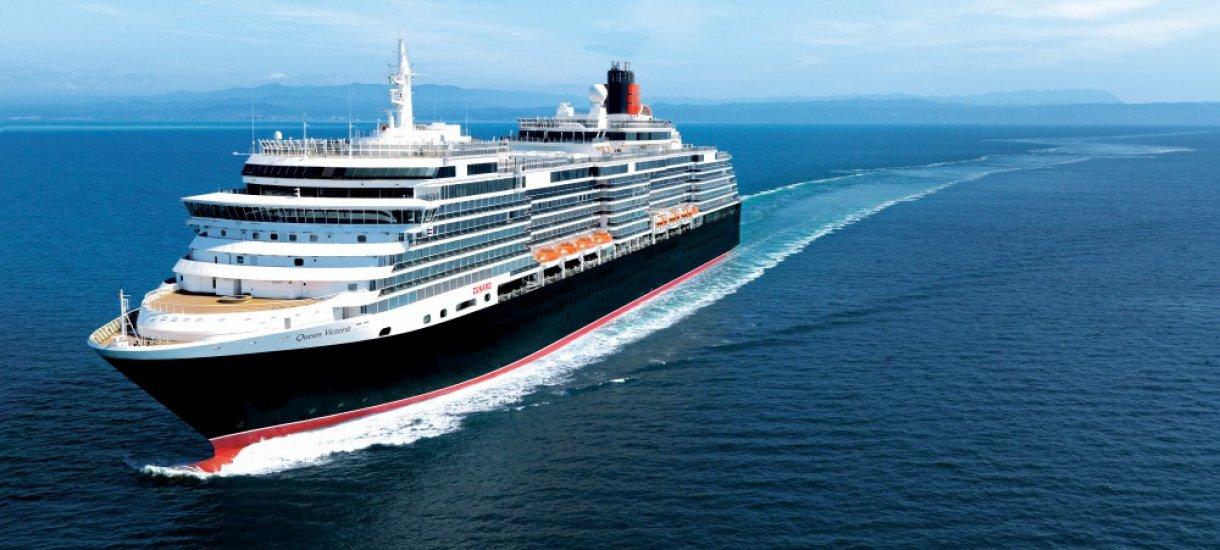 Cunard World Cruise 2022