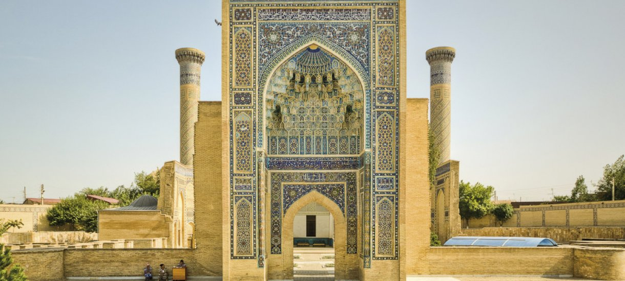 Gur-E-Amir, Uzbekistan