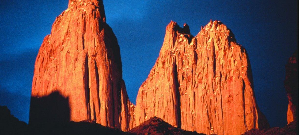 Torres del Painen kansallispuisto
