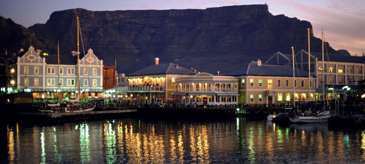 Victoria & Alfred Waterfront Kapkaupungissa