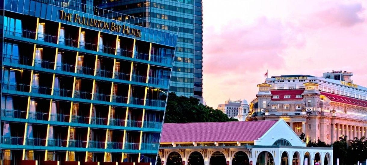 The Fullerton bay hotel Singapore