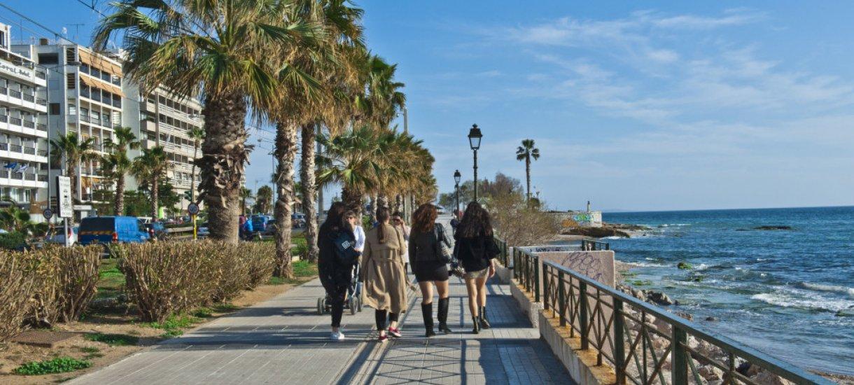 Ateenan Riviera CC: Y Skoulas