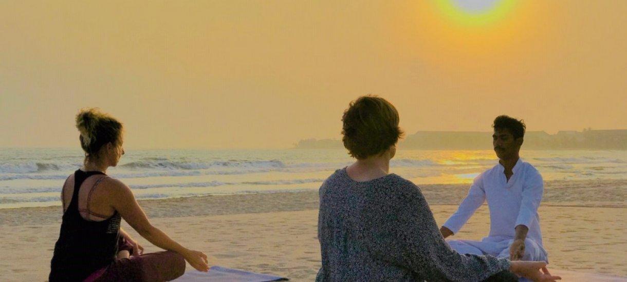 Joogaa Sri Lankalla