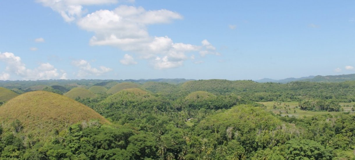 Choolate-hills, Filippiinit
