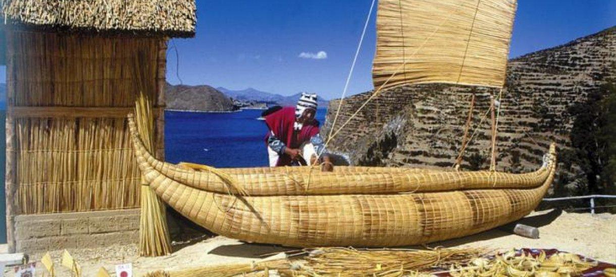 Etelä-amerikka, Titicaca järvi
