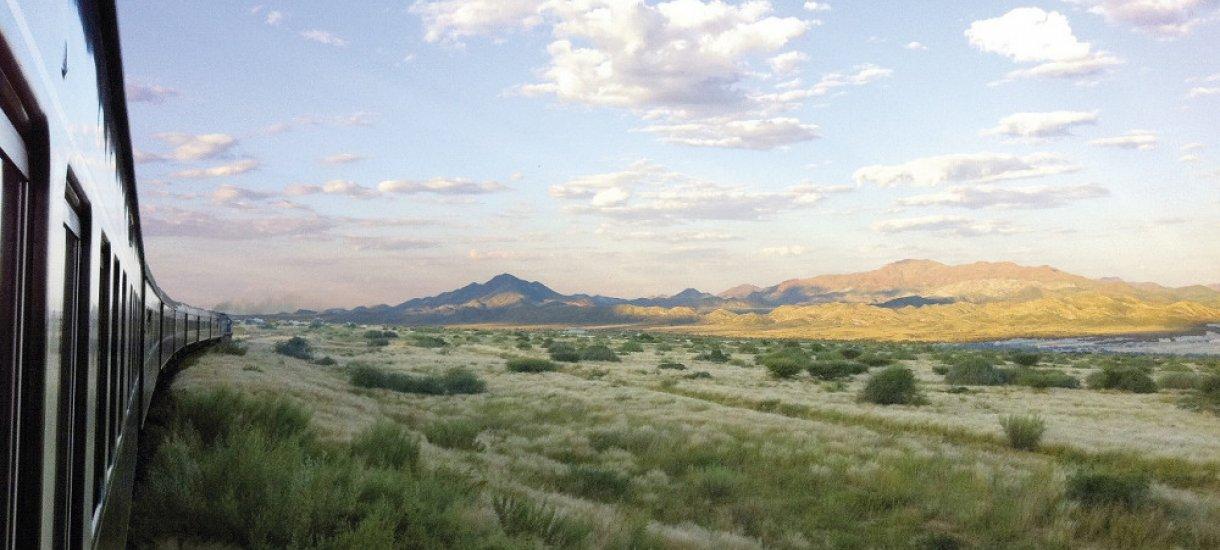 Kalaharin aavikko