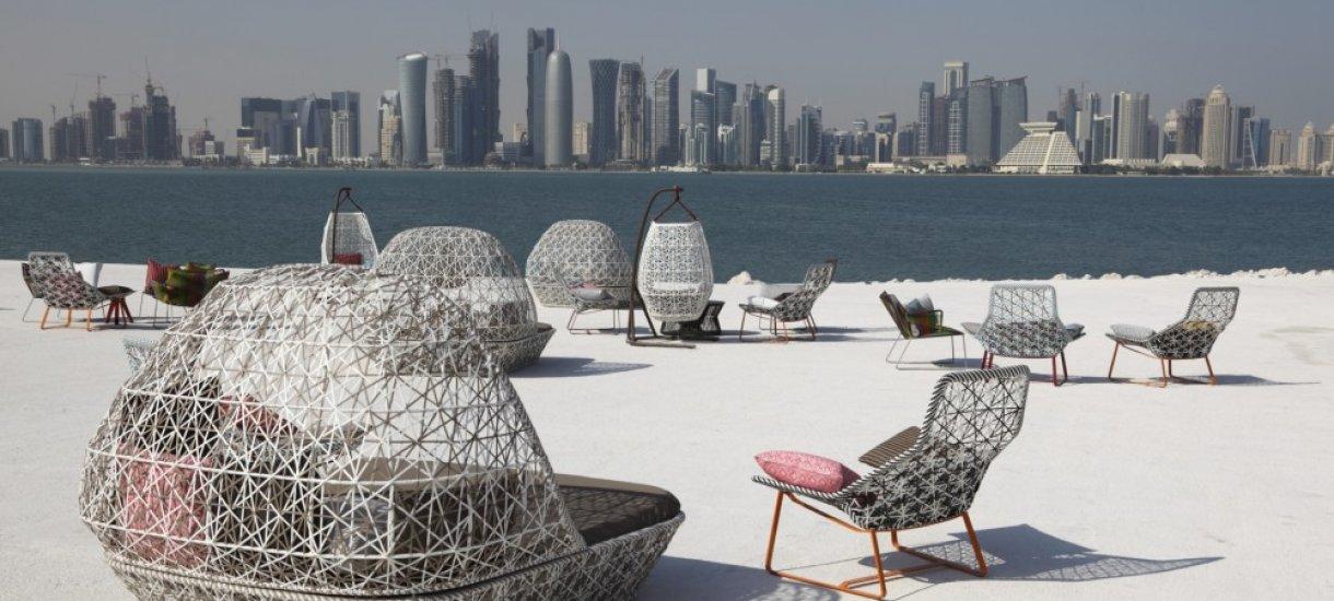 Kahvila, Qatar