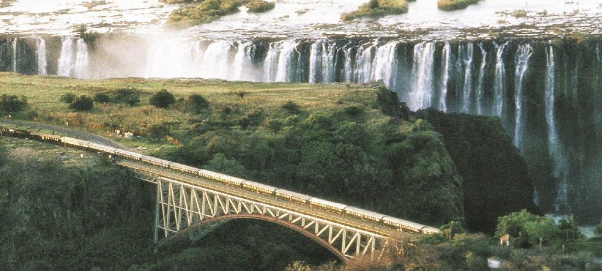 Viktorianputoukset, Rovos Rail