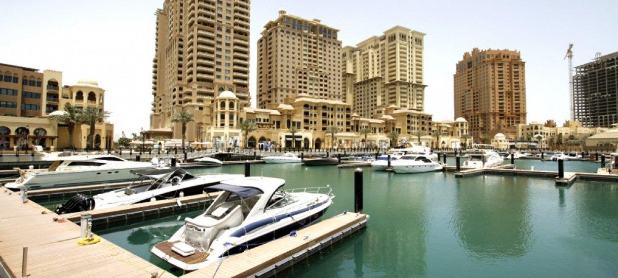 The Pearl, Qatar